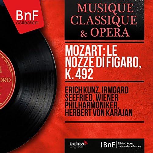 Erich Kunz, Irmgard Seefried, Wiener Philharmoniker, Herbert von Karajan