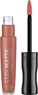 Rimmel London, Stay Matte Liquid Lip Colour, 0.18fl oz 5.5ml, 720 Moca