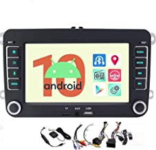 Android 10.0 Car Stereo for VW GPS Navigation Car Video Audio Player 7 Inch Capacitive Touch Screen Autoradio Head Unit Ma...