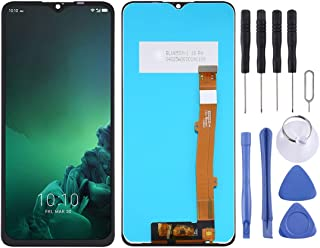 Zhoutao Ersättningsdelar för mobiltelefon LCD-skärm och digitaliserare full montering för Alcatel 3X 2019/5048