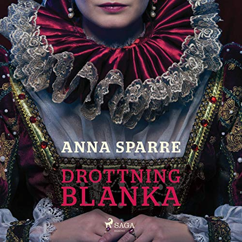 Drottning Blanka audiobook cover art