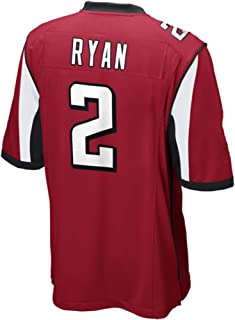 Men's/Women's_Matt_Ryan_Red_Game_Jersey
