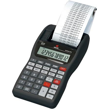 OLIVETTI Summa 301 - Calcolatrice semi-professionale