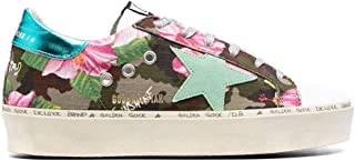 Golden Goose Luxury Fashion Donna GWF00118F00111480842 Multicolor Cotone Sneakers   Ss21