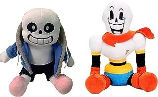 Undertale Sans Papyrus Plush Figure Toy Stuffed Toy Doll for Kids Children