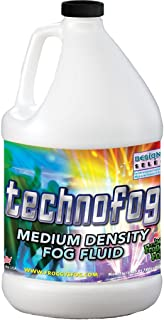 Froggys Fog - Techno Fog - DJ Party Club & Mix - Premium Quality Fog Juice - 1 Gallon - For DJs Venues, Photography