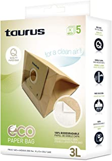 Amazon.es: Taurus - Bolsas para aspiradoras / Accesorios para ...