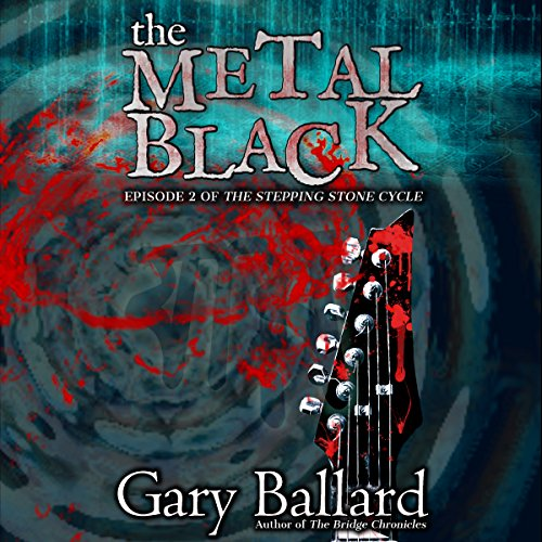 The Metal Black audiobook cover art