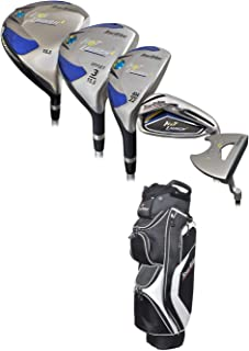 Tour Edge Golf- Hot Launch 2 Complete Set W/Bag Graphite