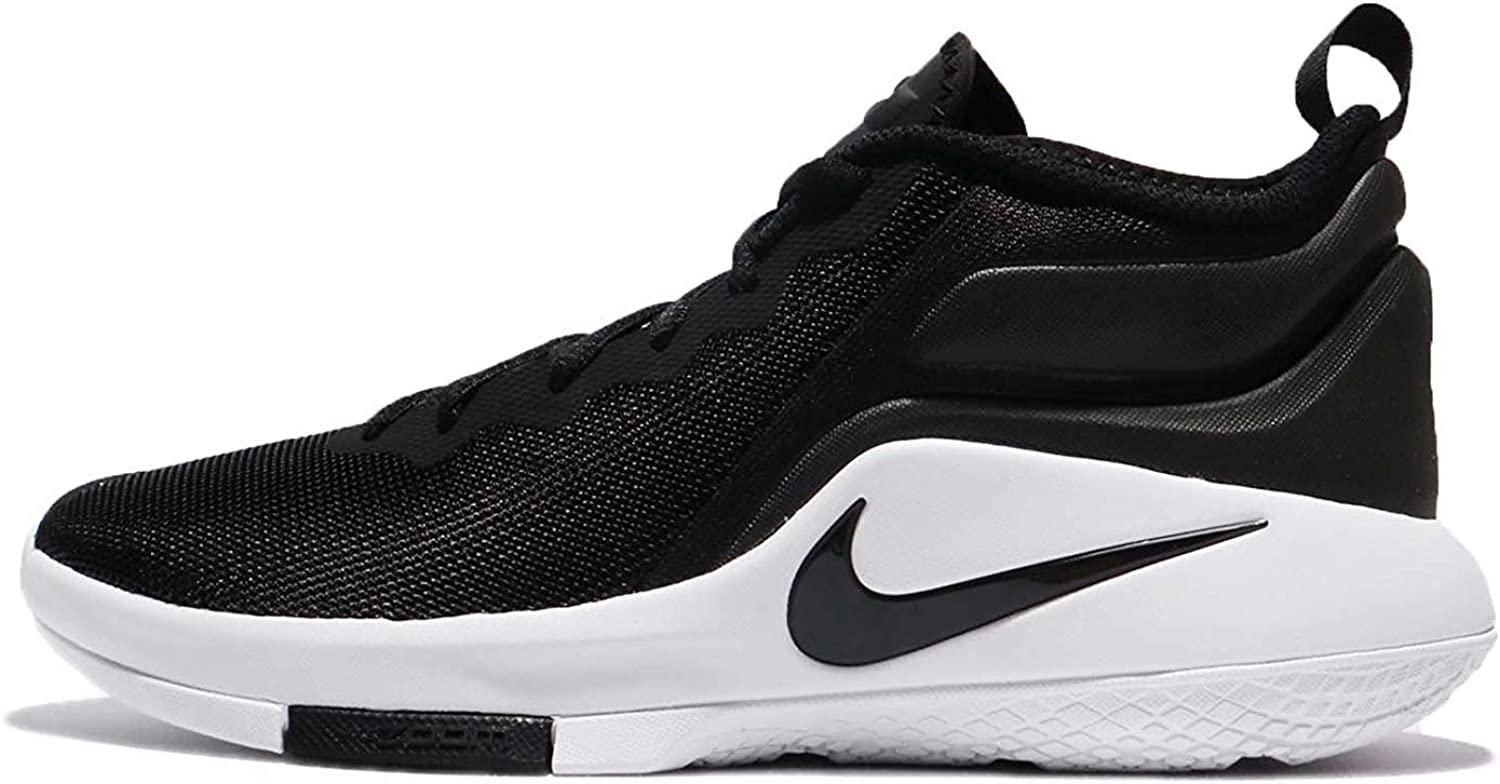 Nike Mens Lebron Witness II Low Top Lace Up Basketball shoes
