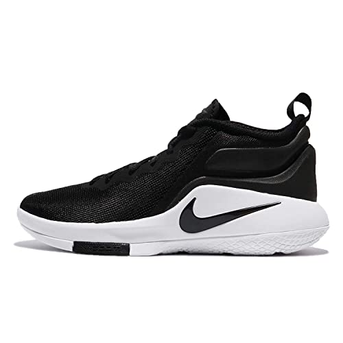 san francisco 9f700 bed0c Nike Mens Lebron Witness Ii Low Top Lace, Black Black-White-Anthracite