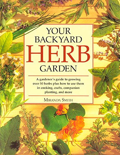 One of the best gardening books for beginners: Your Backyard Herb Garden #aNestWithAYard #book #gardenBook #backyardGarden #garden #gardening #gardenTips #gardencare