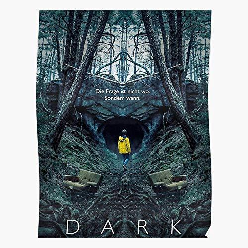 Ocean Series Fantasy Dark Tvseries Horror Thriller Tv Netflix das Beste und neueste Plakat für Wandkunst Wohnkultur Zimmer