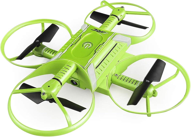 WQGNMJZ Drohne, Ferndrohne, Quadcopter, HDLuftpositionierung, tragbare Modulsensoren, Fernbedienungsflugzeuge, Drohne,Green