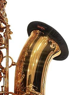 KYT Music Instrument Bell Cover 6'',Double-Layer Bell Cover for Tenor Saxophone Flugelhorn Bass Trumpet Post Horn