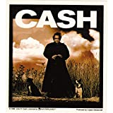 Johnny Cash with Dogs Sticker