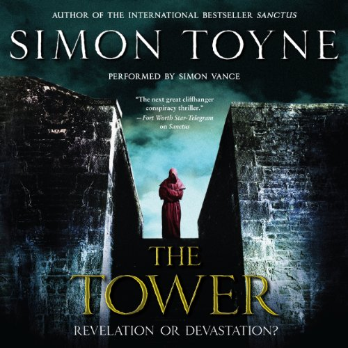 The Tower: A Novel audiobook cover art
