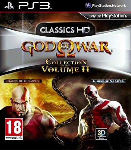God of war collection : volume II - classics HD