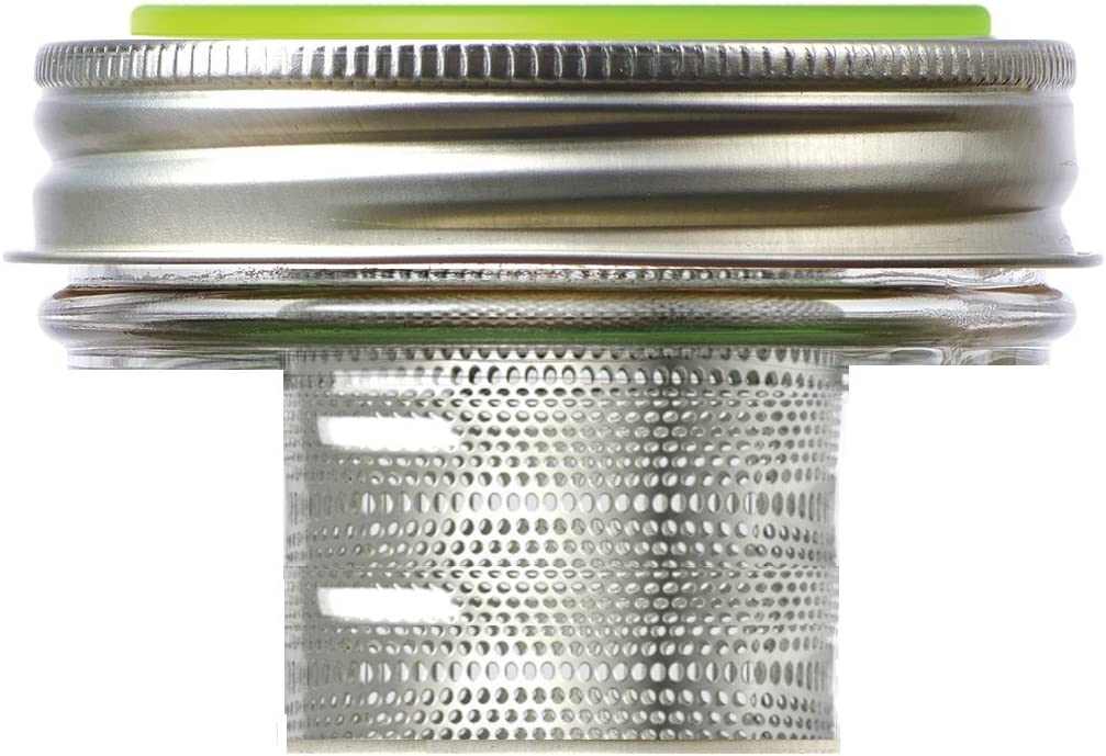 Jarware Infuser Columbus Mall Tea Steel Sales results No. 1 Green