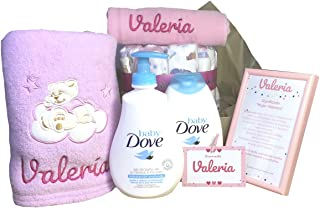 MabyBox My Dove | Canastilla Bebe | Regalo Original Recien