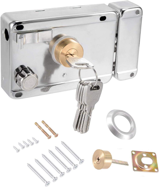 Max 83% OFF LDEXIN Home Safety Vertical Keyway Cylinder quality assurance Rim Lock Se Deadbolt