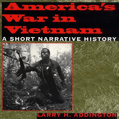 America's War in Vietnam audiobook cover art