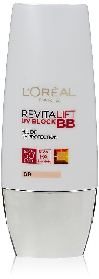 原点隔離離れたロレアル パリ RVL UV ブロック BB