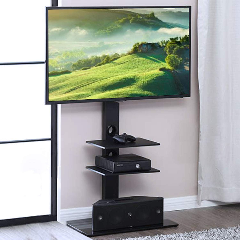 Leisure Zone Cantilever - Soporte Giratorio para televisor LCD (32 a 65 Pulgadas), Color Negro Type 2: Amazon.es: Electrónica