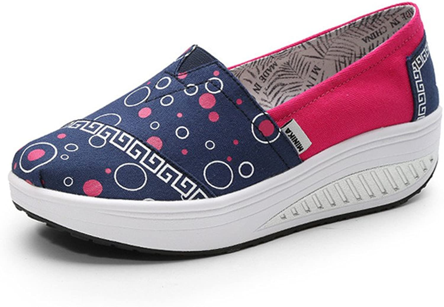 Pit4tk Women Casual Canvas shoes Ladies Breathable Fitness Shake shoes Female Comfortable Outdoor shoes