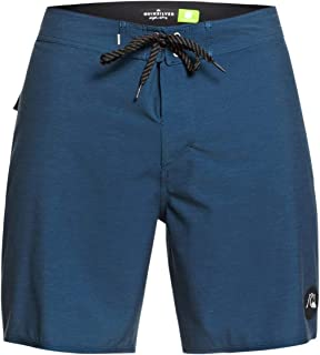 """Quiksilver Highline Piped 18"""" - Board Shorts for Men EQYBS04314"""