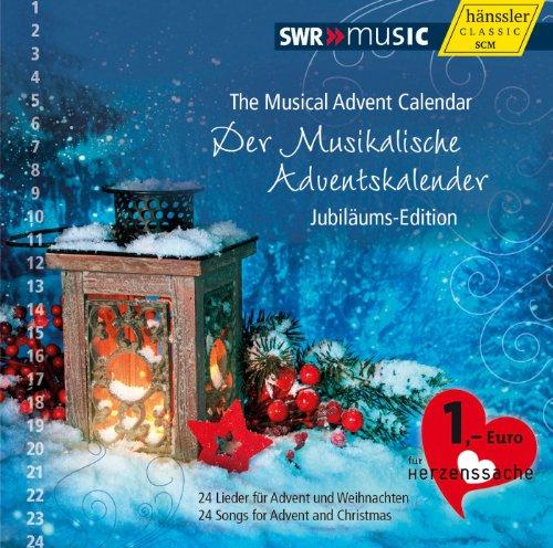 Der Musikalische Adventskalender [Jubiläums-Edition]