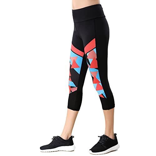 d23f06604ed2a0 beroy Women's Active Workout Leggings Compression Tights Training Yoga Pants