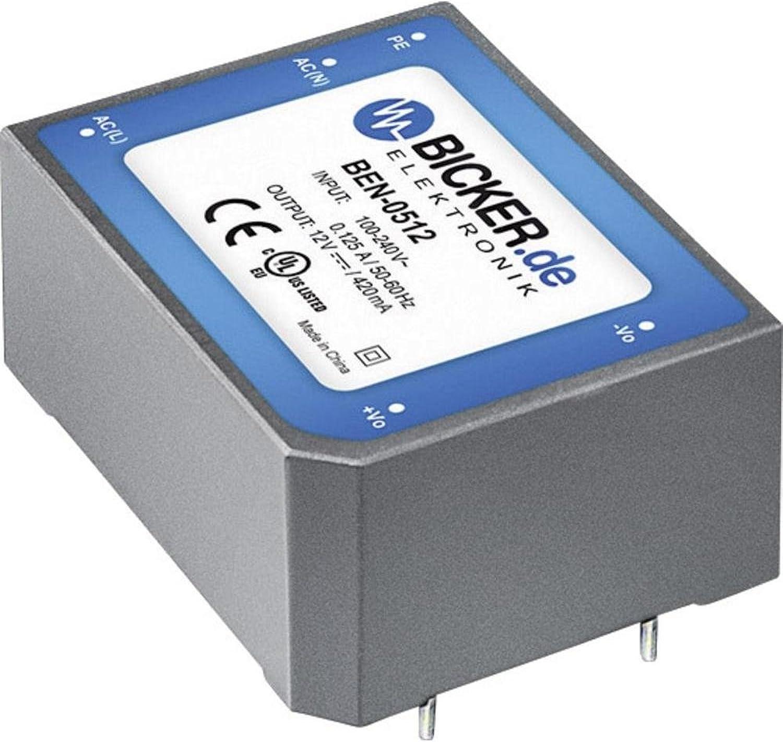 Alimentation AC DC pour C.I Bicker Elektronik Ben-4024 24 V DC 1.66 A 40 W