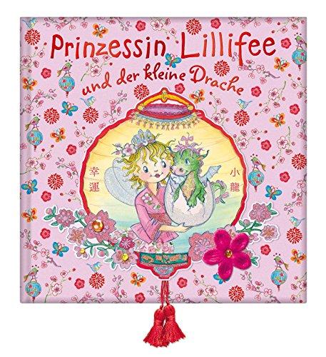 Prinzessin Lillifee und der kleine Drache (rosa) von Monika Finsterbusch (Februar 2011) Gebundene Ausgabe