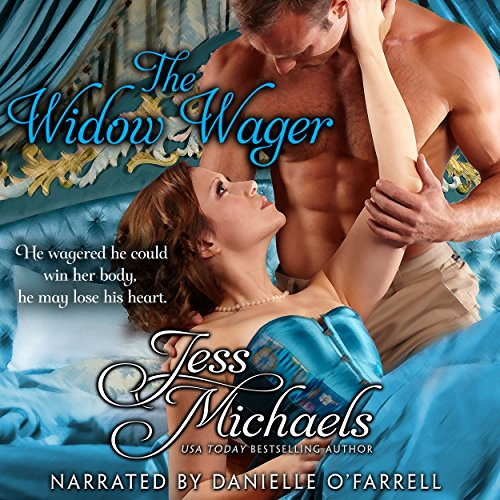 The Widow Wager     The Notorious Flynns, Volume 3              By:                                                                                                                                 Jess Michaels                               Narrated by:                                                                                                                                 Danielle O'Farrell                      Length: 7 hrs and 51 mins     156 ratings     Overall 4.3