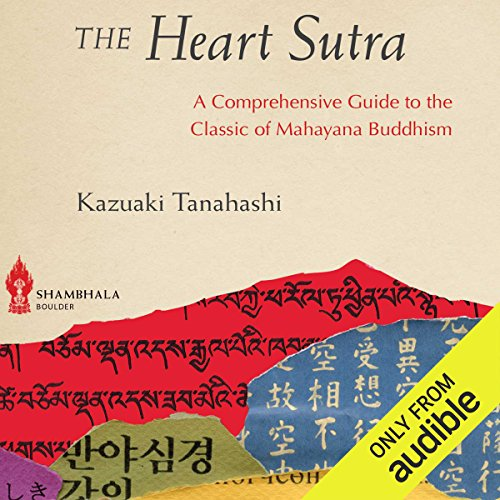 The Heart Sutra audiobook cover art