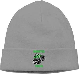 DETED Men&Women Monster Truck Daily Beanie Cap Hat Fall/Winter 2016