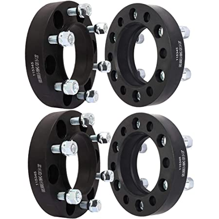"""4PC 6X5.5 TO 6X5.5  1.5/"""" Hub Centric Wheel Spacer For  Tacoma Tundra 4Runner"""