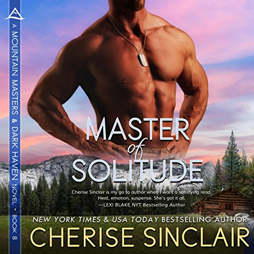 Master of Solitude audiobook cover art