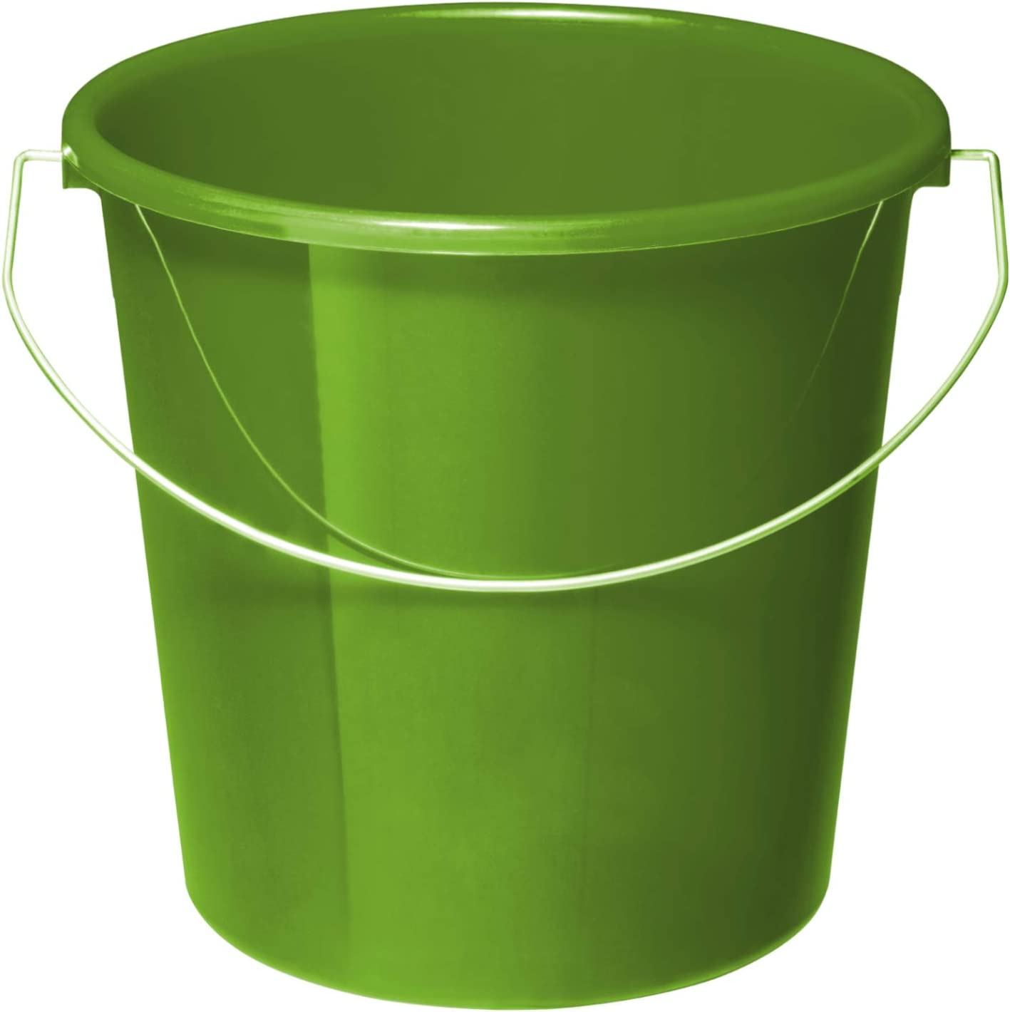 Green 5 Litre Rotho Vario Bucket