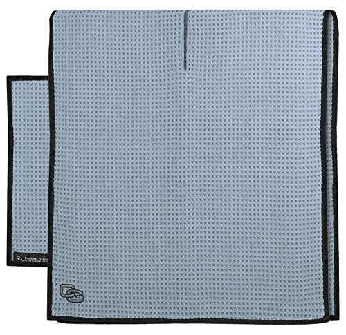 Club Glove Golf Microfiber Caddy and Pocket Towel Set