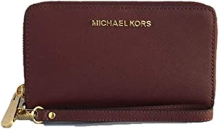 MICHAEL Michael Kors Jet Set Travel Large Flat Multifunction Phone Case