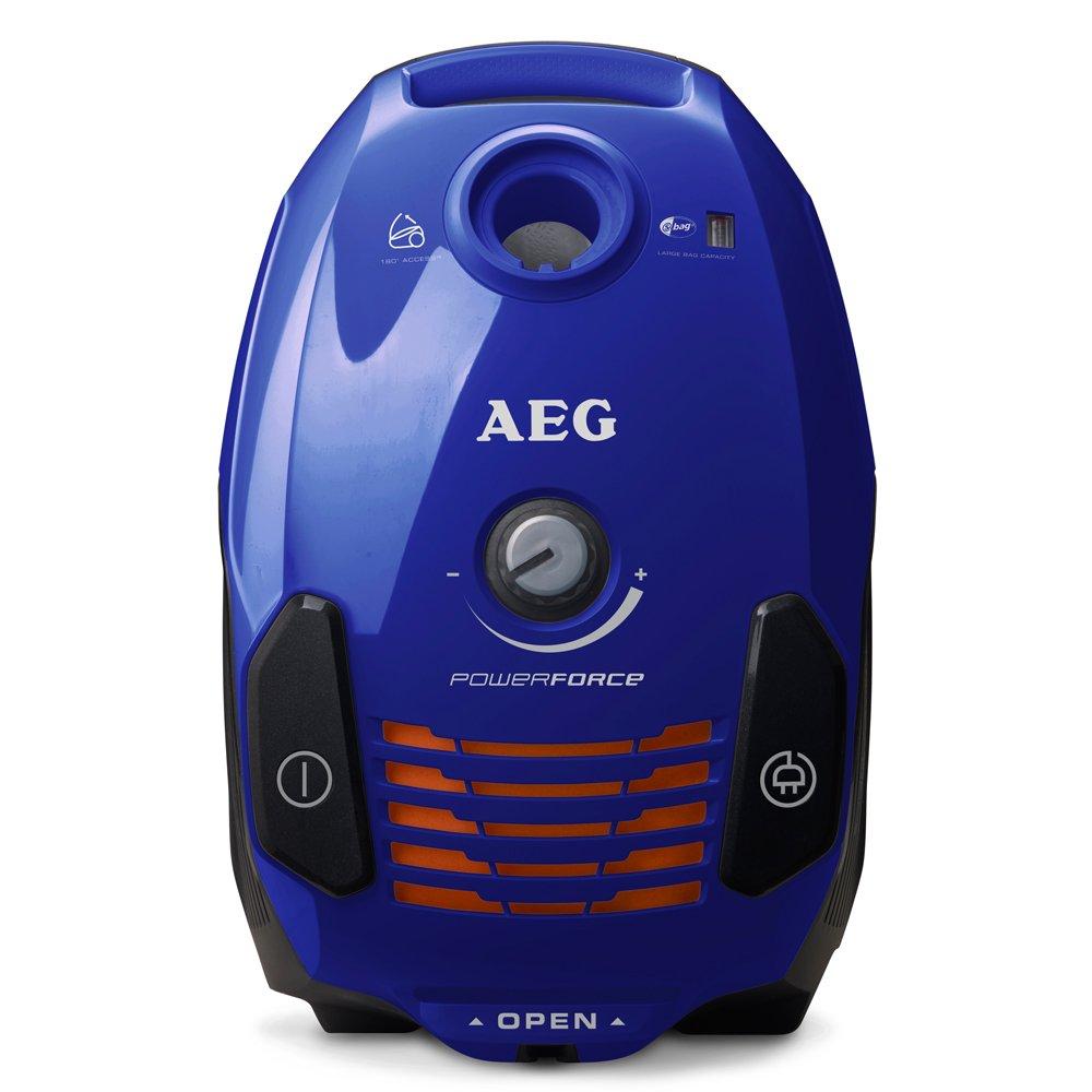 AEG APF6120 Aspirador con bolsa PowerForce Parketto AAA con ...