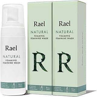 (2 Pack) - Rael Natural Feminine Cleansing Wash - 1.6oz(50ml) -For Sensitive Skin - Light and Fresh Scent (2 Pack)