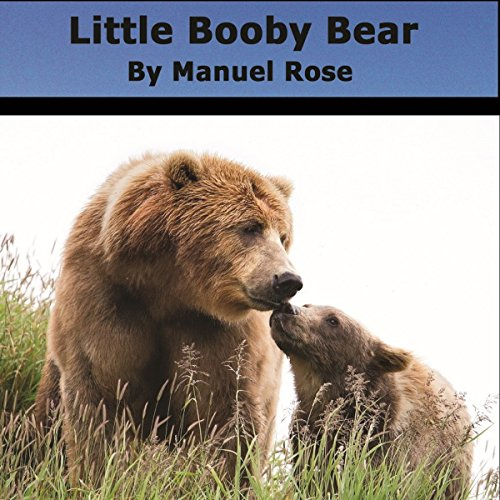 Little Booby Bear audiobook cover art