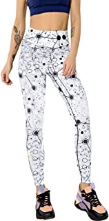 DDKK Women/'s Freestyle Printed Yoga Pants Exercise Workout Yoga Leggings Skinny Tights-Solid Patterned Stretchy Yoga Pants Hot Sale