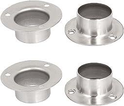 XZANTE Diametre de trou T Forme Lean Tube Connector Pipe Clamp Clip