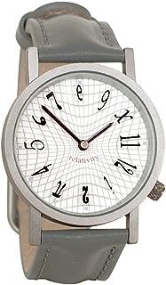 Albert Einstein Relativity Science Unisex Analog Watch