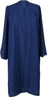 Unisex Adult Matte Graduation Gown Only Choir Robes,12 Colors Option