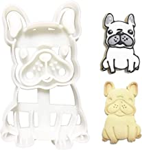 French Bulldog Cookie Cutters Shape Mould, Dog Treats Cutter